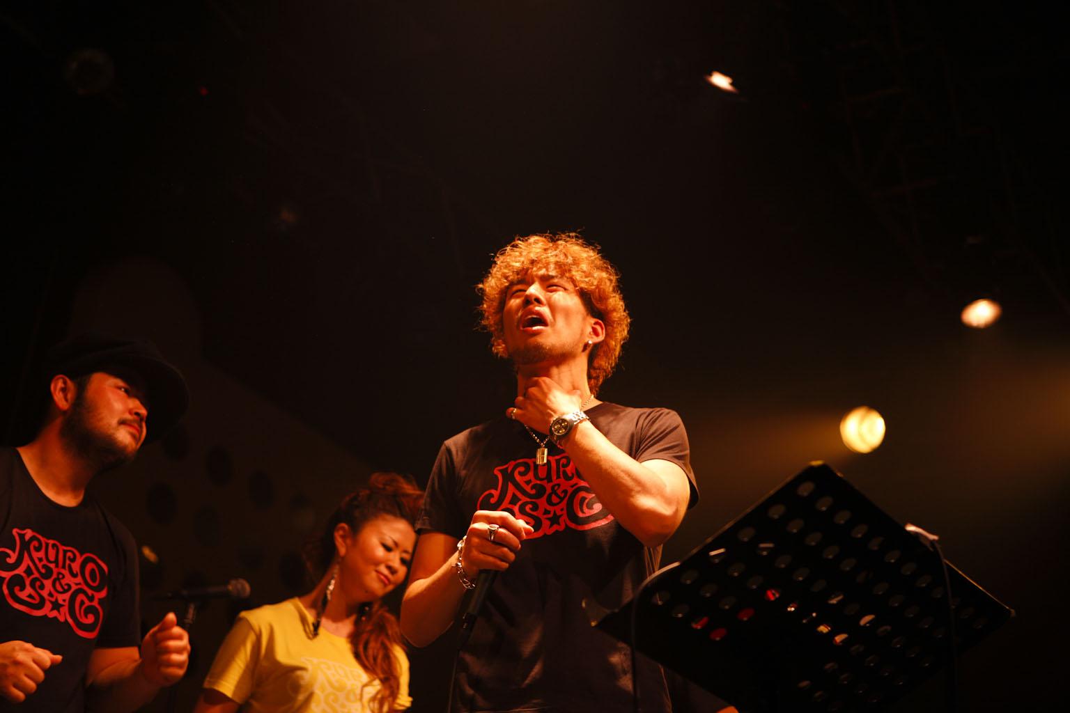 音を奏でる写真たち<KURO&S★G 東京編> part8_f0182998_11462846.jpg