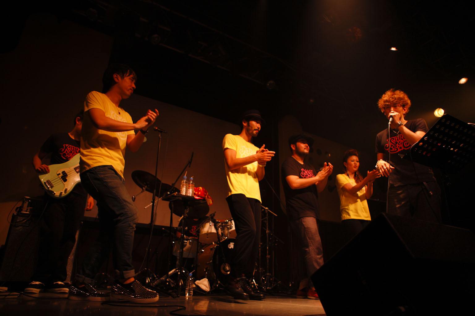 音を奏でる写真たち<KURO&S★G 東京編> part8_f0182998_11464728.jpg