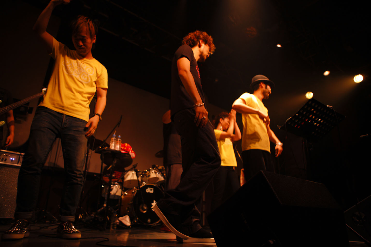 音を奏でる写真たち<KURO&S★G 東京編> part8_f0182998_1154266.jpg