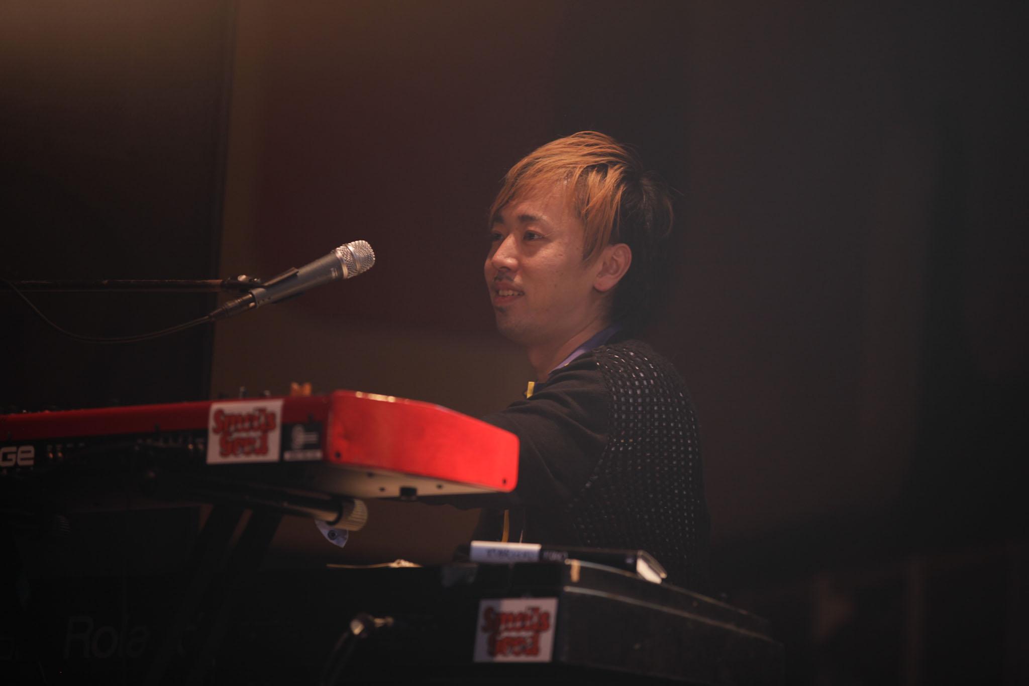 音を奏でる写真たち<KURO&S★G 東京編> part7_f0182998_116416.jpg