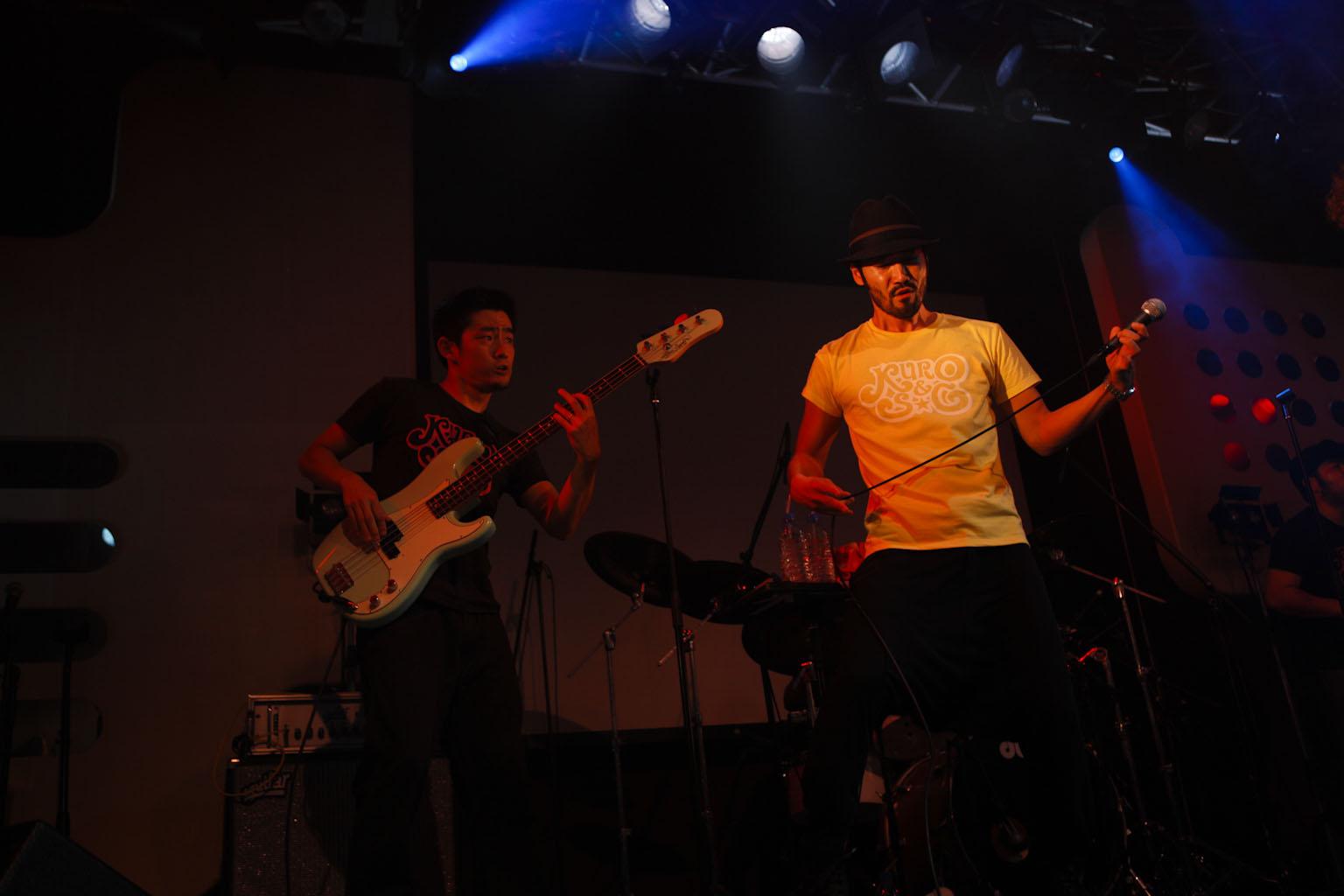 音を奏でる写真たち<KURO&S★G 東京編> part8_f0182998_12103072.jpg