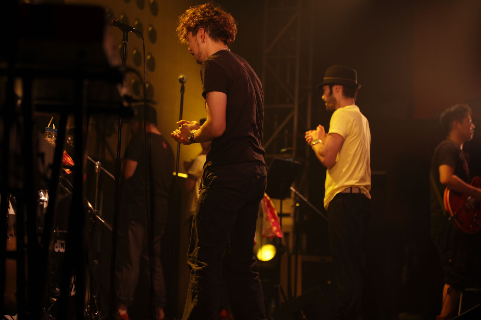音を奏でる写真たち<KURO&S★G 東京編> part9_f0182998_1250630.jpg