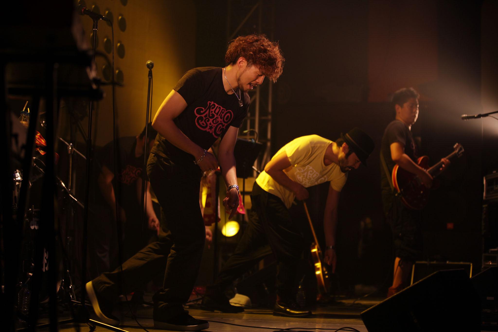音を奏でる写真たち<KURO&S★G 東京編> part9_f0182998_1254595.jpg