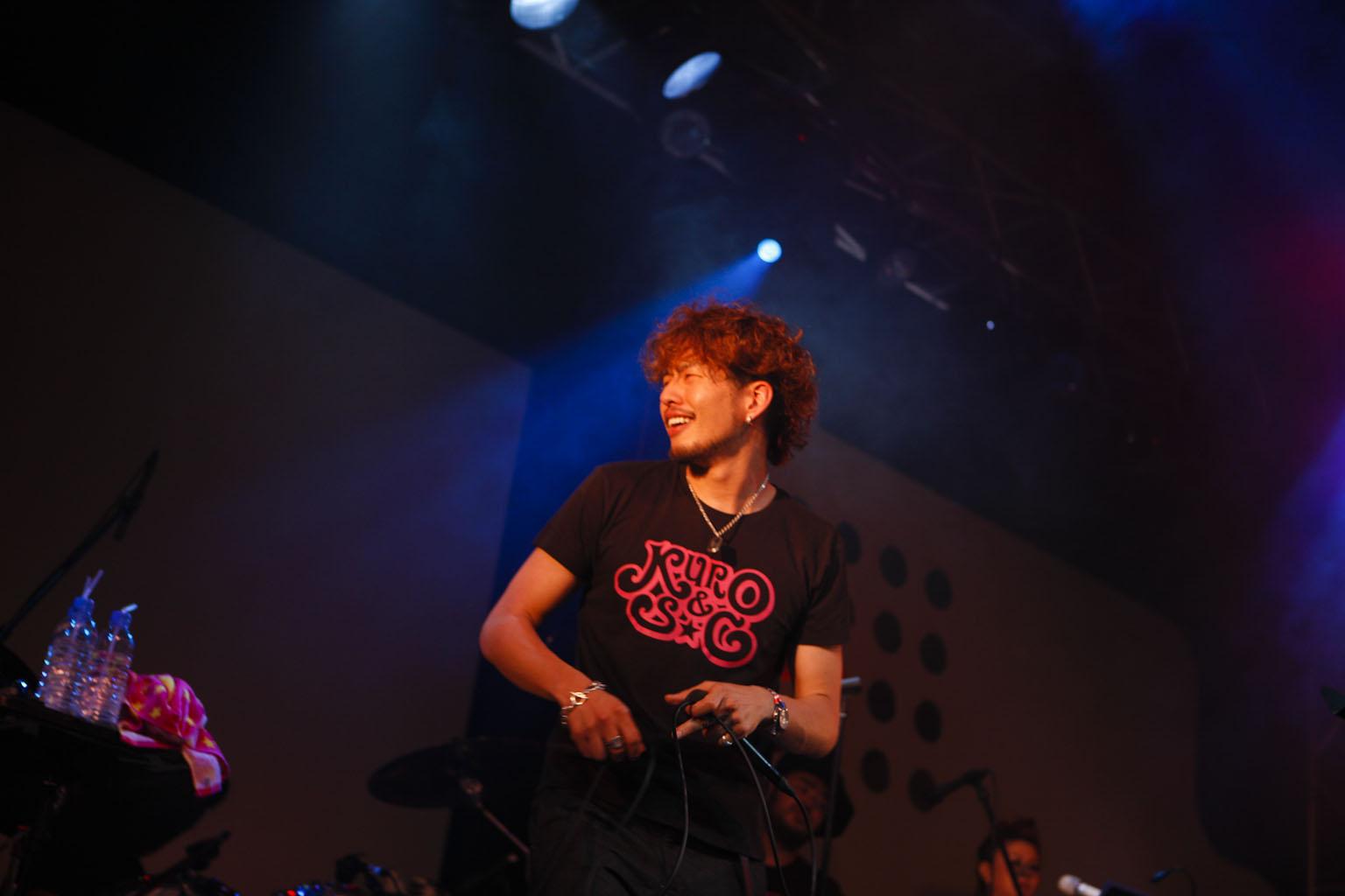 音を奏でる写真たち<KURO&S★G 東京編> part8_f0182998_1255372.jpg