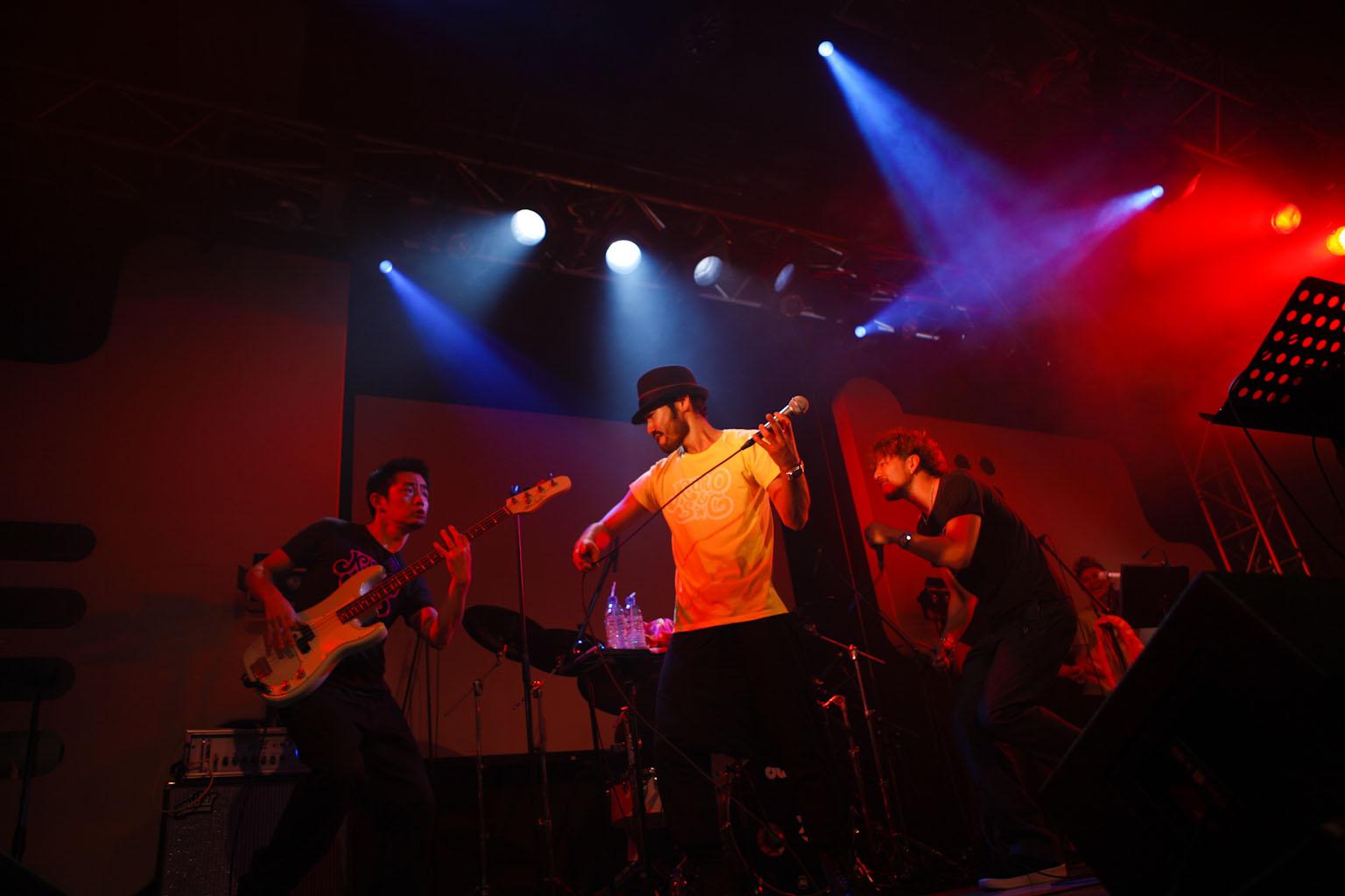 音を奏でる写真たち<KURO&S★G 東京編> part8_f0182998_1292831.jpg