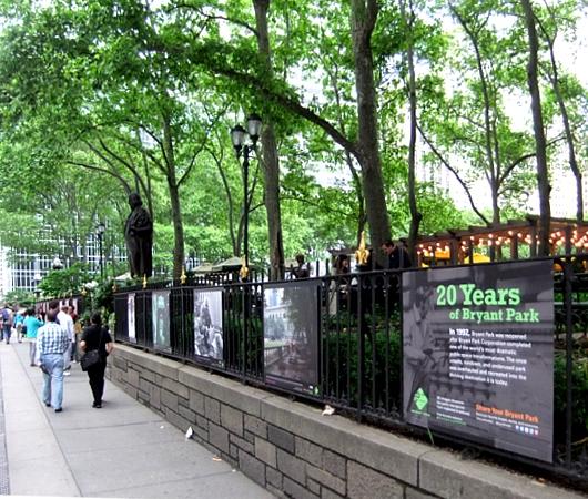 20年で生まれ変わったニューヨークのブライアント・パークの写真展_b0007805_9354892.jpg
