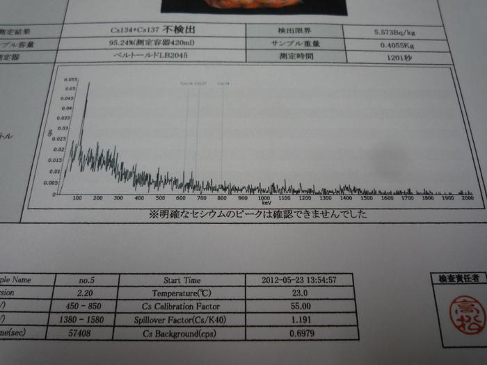 放射能検査のご報告!_b0176010_18295230.jpg