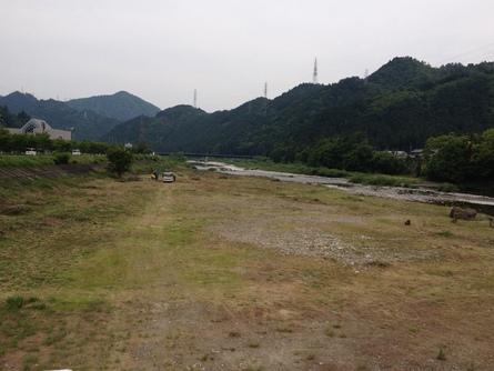 河川の整備(5/24)_b0226723_16175956.jpg