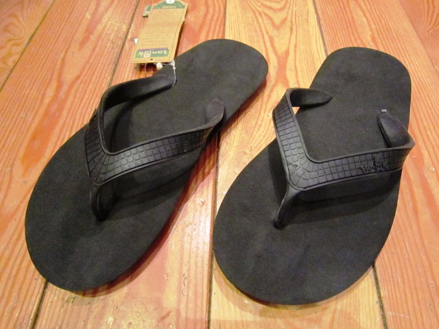 """Sanuk\"" Men\'s Beach Sandal ご紹介_f0191324_9475944.jpg"