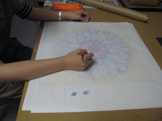 6月のアトリエクルール染色教室_f0180433_18401921.jpg