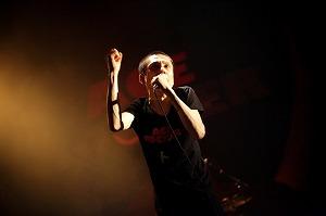 ザ・クロマニヨンズ ニュー・シングル「突撃ロック」発売!!そしてライブ初演奏_e0025035_13154017.jpg