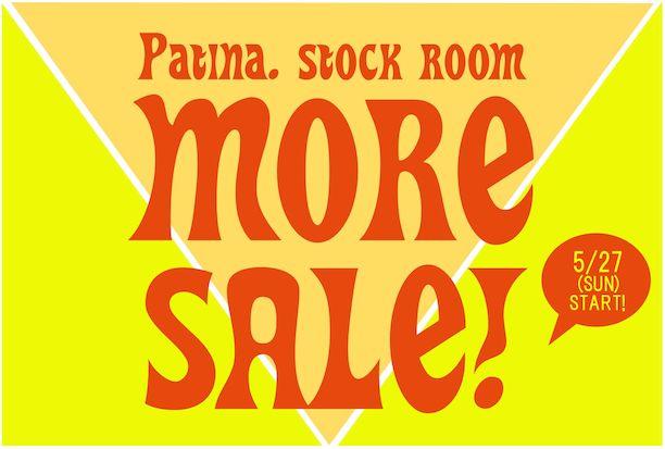 ♪♪♪ 5/27(SUN) More Sale! Start ♪♪♪_a0159045_16482312.jpg