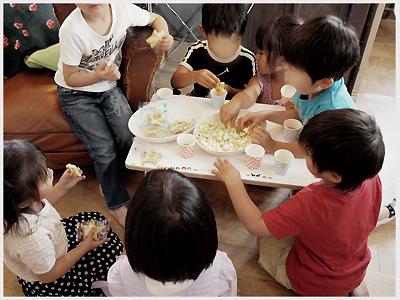 kids*の、おもてなし_e0172847_5514057.jpg