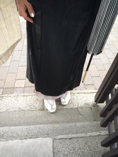 加藤ますえさん・素敵な日傘とお洒落な装い。_f0181251_15153024.jpg