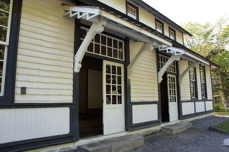 北海道開拓の村 旧開拓使爾志通洋造家_c0112559_168422.jpg