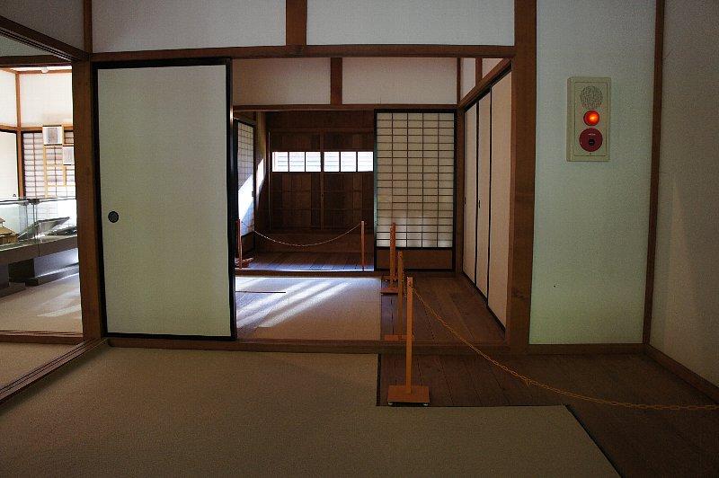 北海道開拓の村 旧開拓使爾志通洋造家_c0112559_1684963.jpg