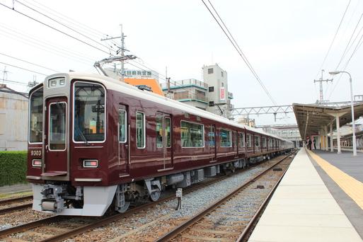阪急9303F 試運転_d0202264_17283163.jpg