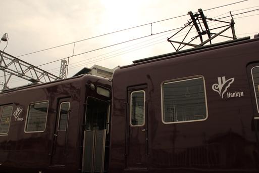 阪急正雀駅 5300系_d0202264_1859323.jpg
