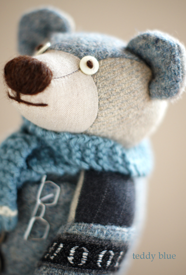 teddy blue classic  テディ ブルー クラシック_e0253364_915778.jpg