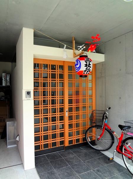 「浅草の家」三社祭_f0230666_2033313.jpg