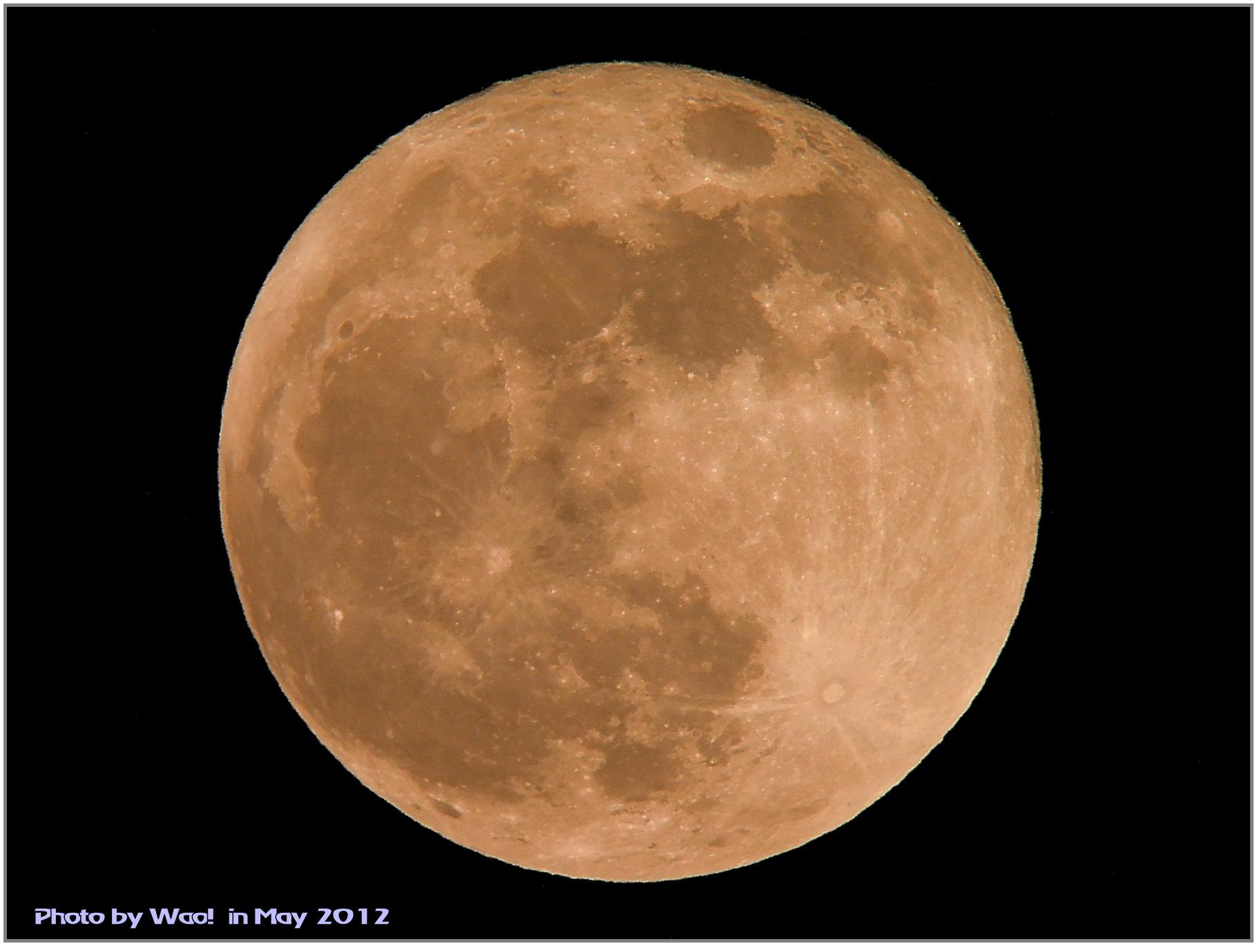 大きな月(スーパームーン)_c0198669_1642198.jpg