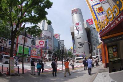 5月24日(木)今日の渋谷109前交差点_b0056983_1124232.jpg