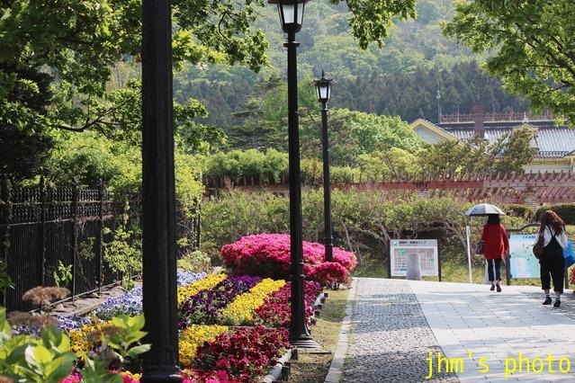 桜散る元町の散策と女神へのメッセージ_a0158797_23141524.jpg