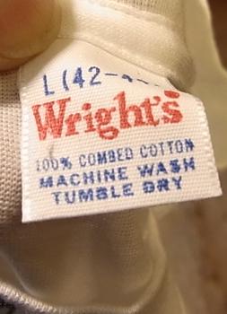 5/26(土)入荷商品!60'S~デッドストック 染込みプリントTシャツ!_c0144020_1441374.jpg