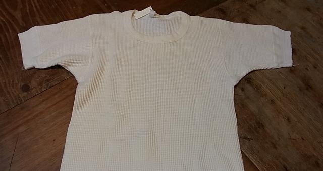 5/26(土)入荷商品!60'S~半袖サーマルTシャツ!_c0144020_14433165.jpg