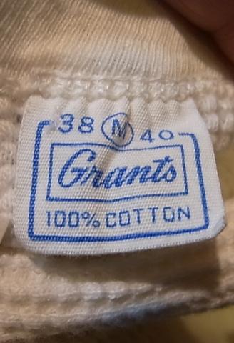 5/26(土)入荷商品!60'S~半袖サーマルTシャツ!_c0144020_14433640.jpg