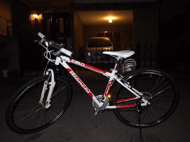 スポーツバイク買っちゃいました…_a0249931_911911.jpg