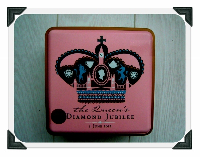 Diamond Jubilee グッズ♪ _a0266142_114189.jpg