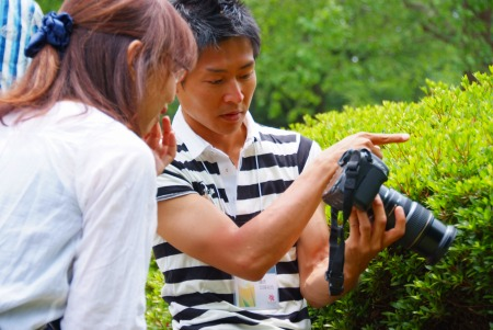 【フォトピクニックレポート】 昭和記念公園 5月20日_c0238457_14545454.jpg