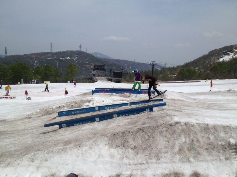 かぐらスキー場_c0151965_1555011.jpg