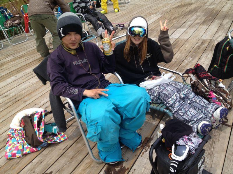 かぐらスキー場_c0151965_1555354.jpg