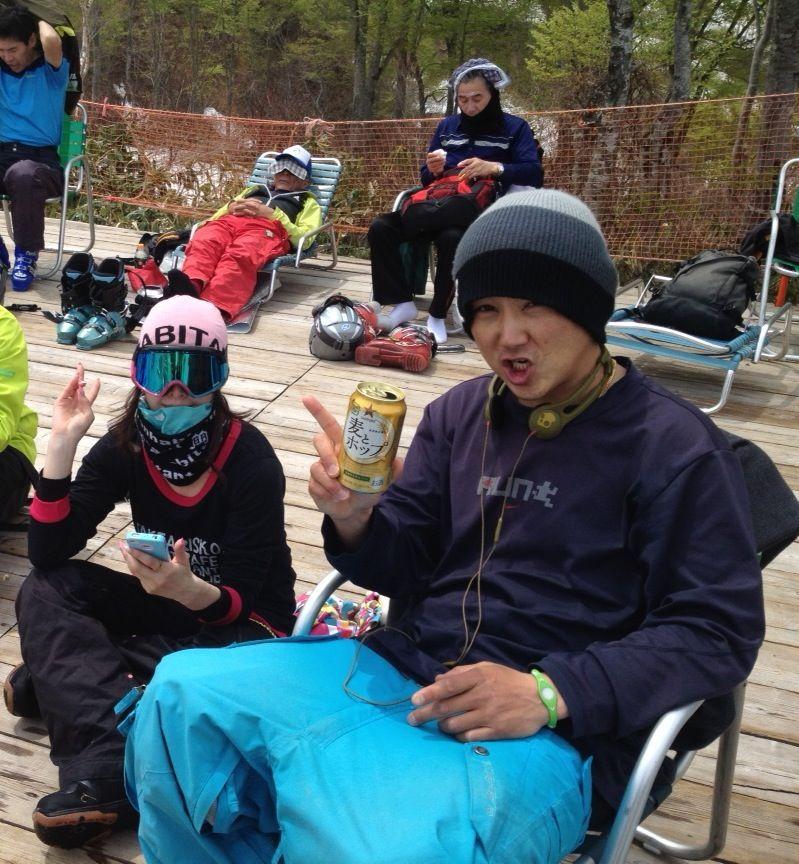 かぐらスキー場_c0151965_1555657.jpg