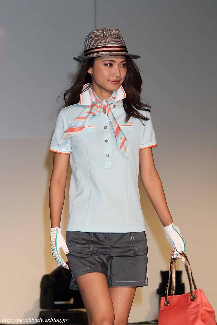 EVEN×RAKUEN GOLF Style Collection 2012 STAGE-C その3_c0215885_2355081.jpg