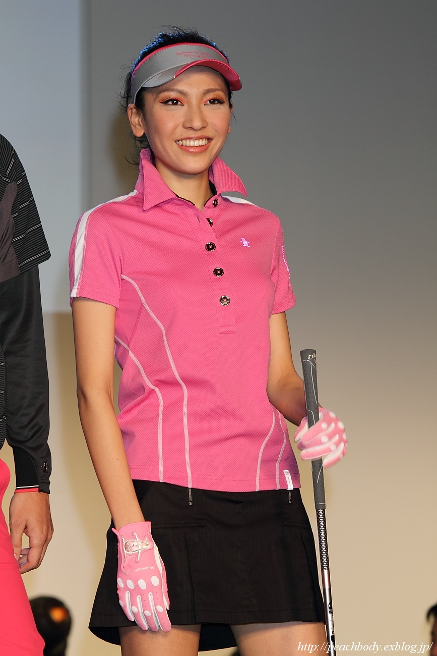 EVEN×RAKUEN GOLF Style Collection 2012 STAGE-C その3_c0215885_2361470.jpg