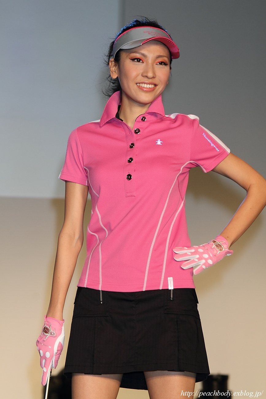 EVEN×RAKUEN GOLF Style Collection 2012 STAGE-C その3_c0215885_2363142.jpg