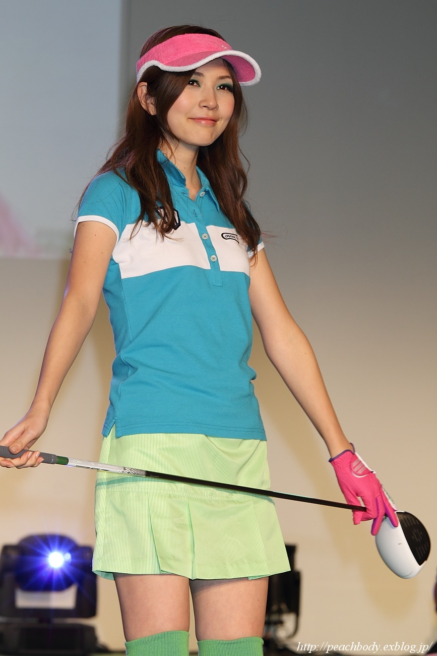 EVEN×RAKUEN GOLF Style Collection 2012 STAGE-C その3_c0215885_2364085.jpg