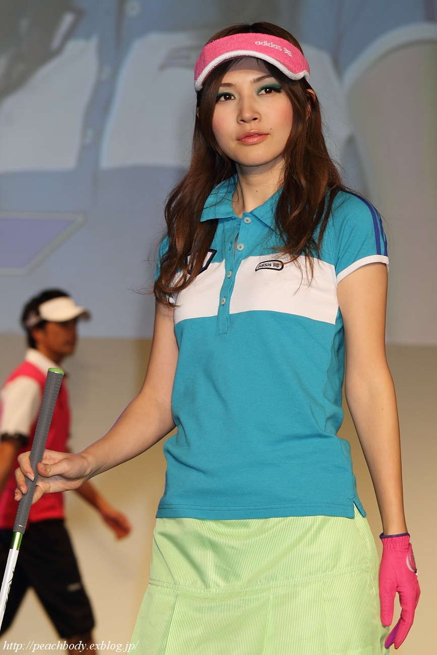 EVEN×RAKUEN GOLF Style Collection 2012 STAGE-C その3_c0215885_2365044.jpg