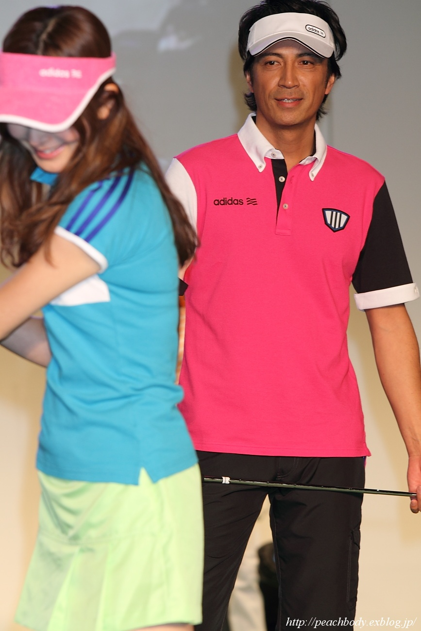 EVEN×RAKUEN GOLF Style Collection 2012 STAGE-C その3_c0215885_2365861.jpg