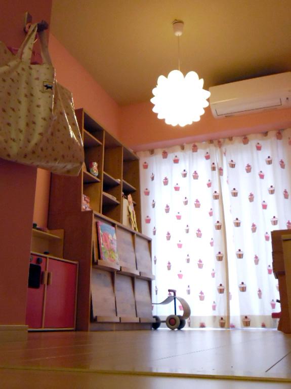 白いマンションを少し変える仕事_f0171785_14503626.jpg