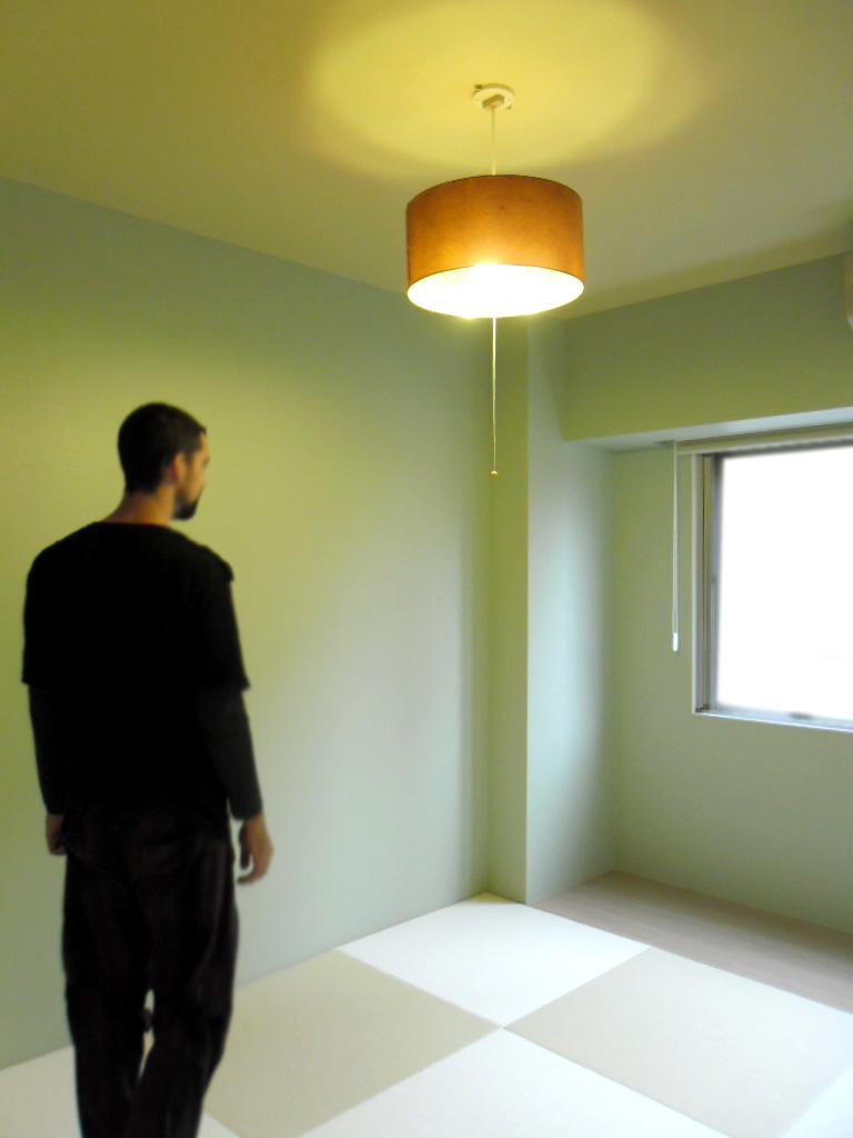 白いマンションを少し変える仕事_f0171785_15102029.jpg
