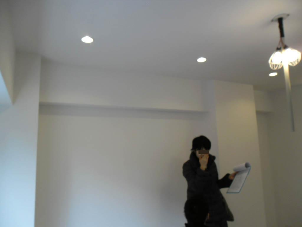 白いマンションを少し変える仕事_f0171785_156211.jpg