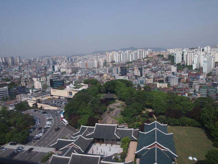 2012 5月 ソウル 2 お泊まりは ・・・ 新羅ホテル  1日目のカクテルアワー_f0062122_912690.jpg
