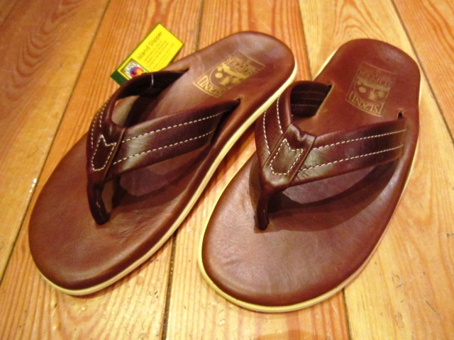 """ISLAND SLIPPER\"" from HAWAII ご紹介_f0191324_100492.jpg"