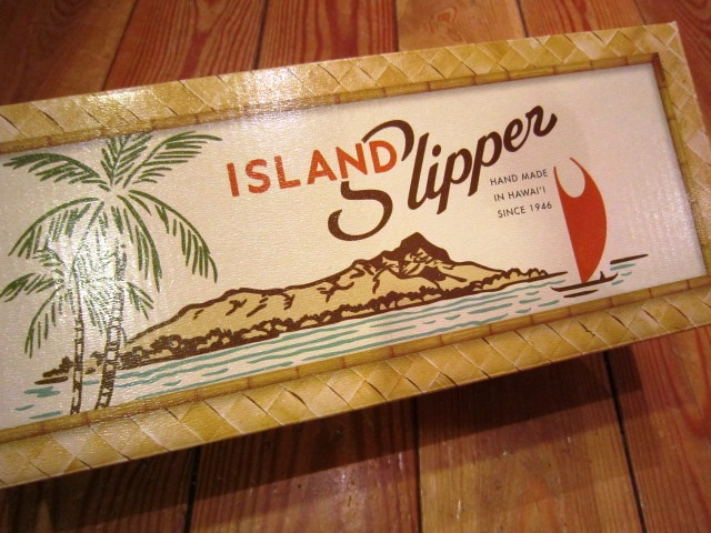 """ISLAND SLIPPER\"" from HAWAII ご紹介_f0191324_9583259.jpg"