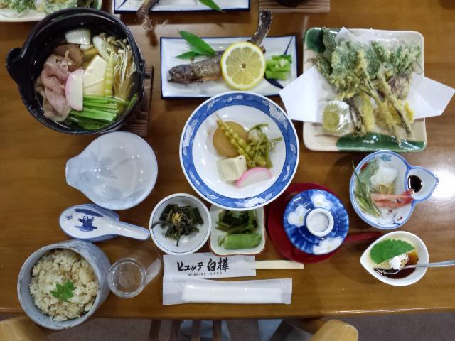 季節の山菜料理!!_f0101226_8381497.jpg