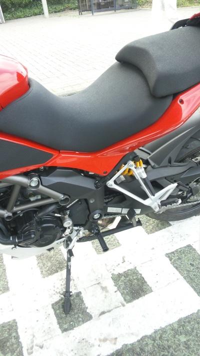 MVアグスタにバイクザシートインサイド!!_e0114857_21552599.jpg